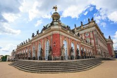 Sanssouci Park - Potsdam - Germany Stock Images