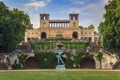 Orangery Palace - Potsdam - Germany Royalty Free Stock Photo