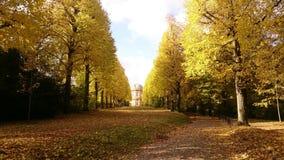 Potsdam höst Arkivbilder