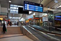 Potsdam Hauptbahnhof, Niemcy obrazy royalty free