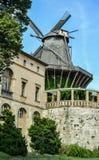 Potsdam-Mühle Stockbild