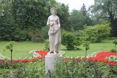 Potsdam Sanssouci parkerar Arkivbilder