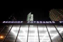 Potsdamer platz Stock Image