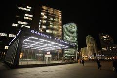 Potsdamer Platz Royalty Free Stock Image