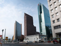 Potsdamer Platz Stock Photography