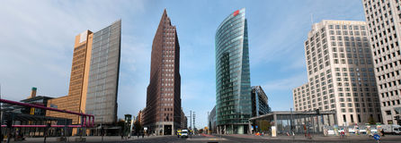 Potsdamer Platz Stock Photo