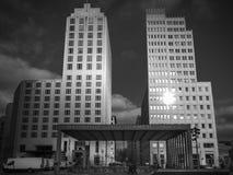 Potsdamer Platz Fotos de archivo libres de regalías