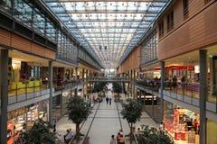 Potsdamer Platz Arkaden shopping mall in Berlin Stock Images