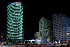 Potsdamer Platz, Berlin Royalty Free Stock Photo