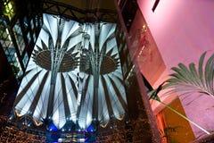 Potsdamer Platz, Berlin, Allemagne. Images stock