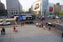 Potsdamer Platz Berlin Royalty Free Stock Photos