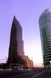 Potsdamer Platz- Berlin, Germany Royalty Free Stock Photography