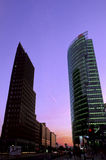 Potsdamer Platz- Berlin, Germany Royalty Free Stock Photo