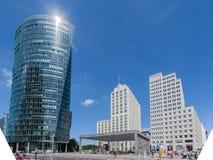 Potsdamer Platz Berlin Germany Immagini Stock Libere da Diritti
