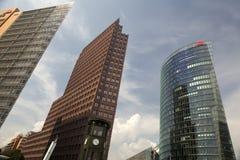 Potsdamer Platz in Berlin Stock Photo