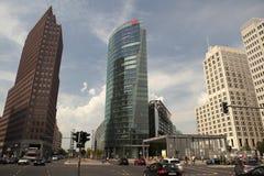 Potsdamer Platz in Berlin Royalty Free Stock Photography