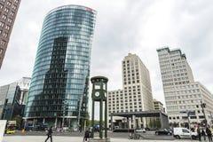Potsdamer Platz  in Berlin, Germany Royalty Free Stock Image