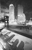 Potsdamer Platz, Berlin, Germany Stock Photography