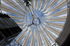 Sony Center, Berlin Stock Image