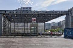 Potsdamer Platz Berlin Royalty Free Stock Images