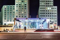 Potsdamer platz, Berlin Royalty Free Stock Photography
