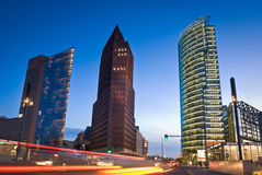 Potsdamer Platz, Berlin Stock Photos