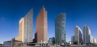 Potsdamer Platz, Berlin Royalty Free Stock Photography