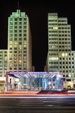 Potsdamer platz Royalty Free Stock Photos