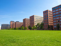 Potsdamerplatz in Berlin Royalty Free Stock Photography