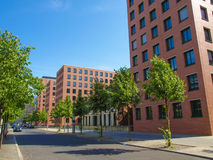 Potsdamerplatz in Berling Stock Images