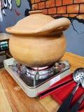 Potsherd & x28 Chim Chum& x29  στοκ εικόνες με δικαίωμα ελεύθερης χρήσης