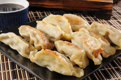 Potstickers Stock Images