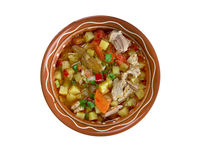 Pottage Royalty Free Stock Photo
