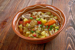 Pottage Stock Image