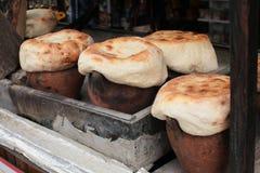 Potted lamb, Cappadocia cuisine Stock Photo