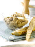 Potted sardines. Food, gastronomy, cooking,cookery Stock Photography