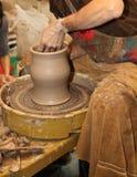Potter Royalty Free Stock Photos