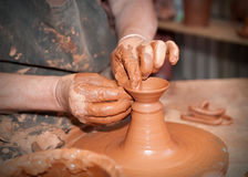 potter Foto de Stock