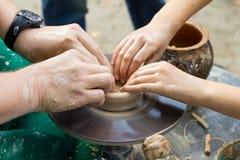 potter Imagen de archivo libre de regalías