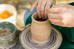 potter Foto de archivo
