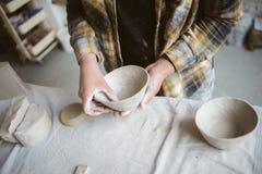 potter Fotografia de Stock