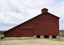Potter-Barker Grain Elevator. This is a Spring picture of the historic Potter-Barker Grain Elevator located in LaFox, Illinois in Kane County. This structure was stock photos