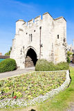 Potter Gate, Lincoln Royalty Free Stock Photography