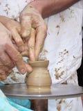 potter jest sztuki Zdjęcie Stock