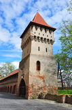 Potter's Tower. Defense tower Sibiu Stock Photography