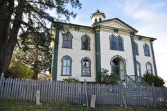 Potter Schoolhouse, Bodega Bay Stock Images