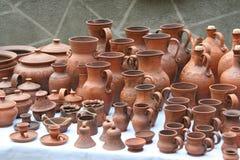 Potteries Stock Photo