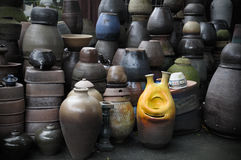 Potteries Stock Images