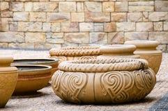 Potteries velhos antigos Fotografia de Stock Royalty Free