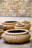 Potteries viejos antiguos Fotos de archivo